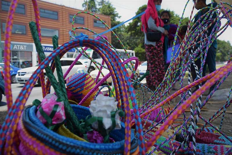 Comunidades mixtecas buscan una mejor calidad de vida en el Valle de Toluca