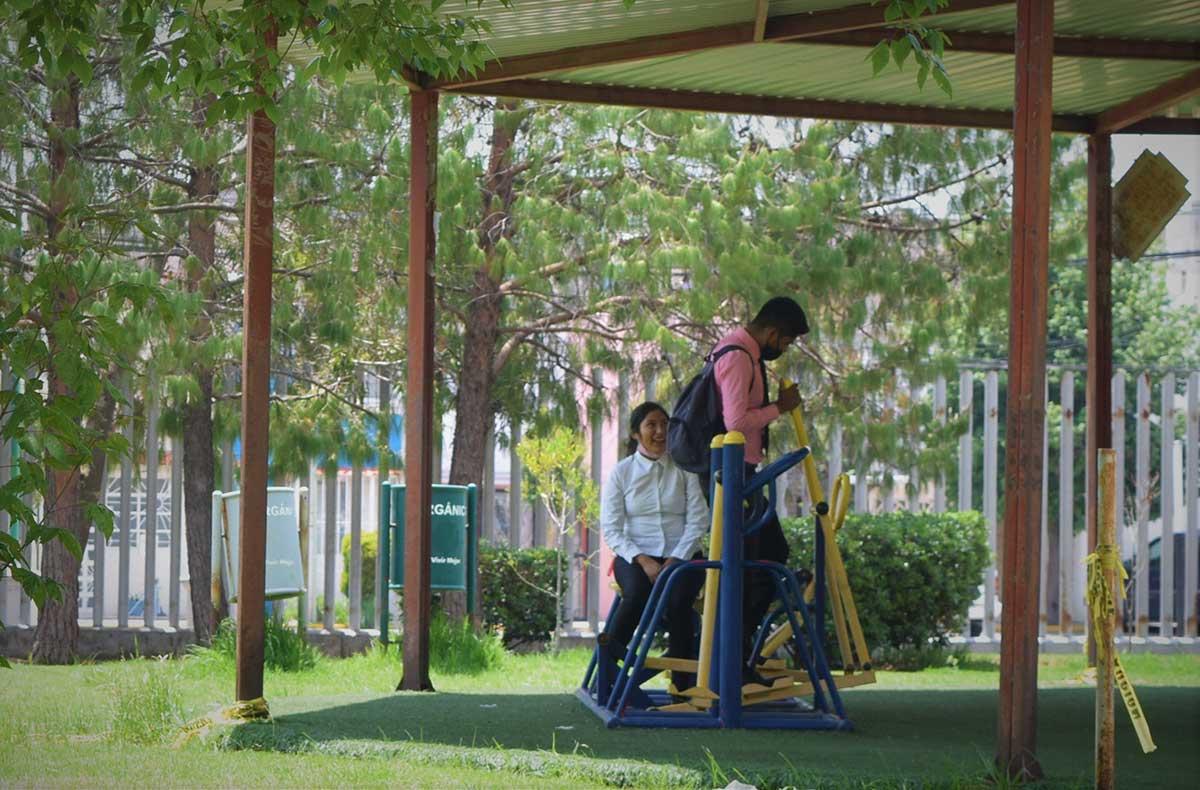 Afectaciones en las actividades físicas de población por la mala calidad de aire en el Valle de Toluca