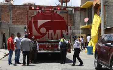 Se registra explosión de gas lp en colonia de Toluca