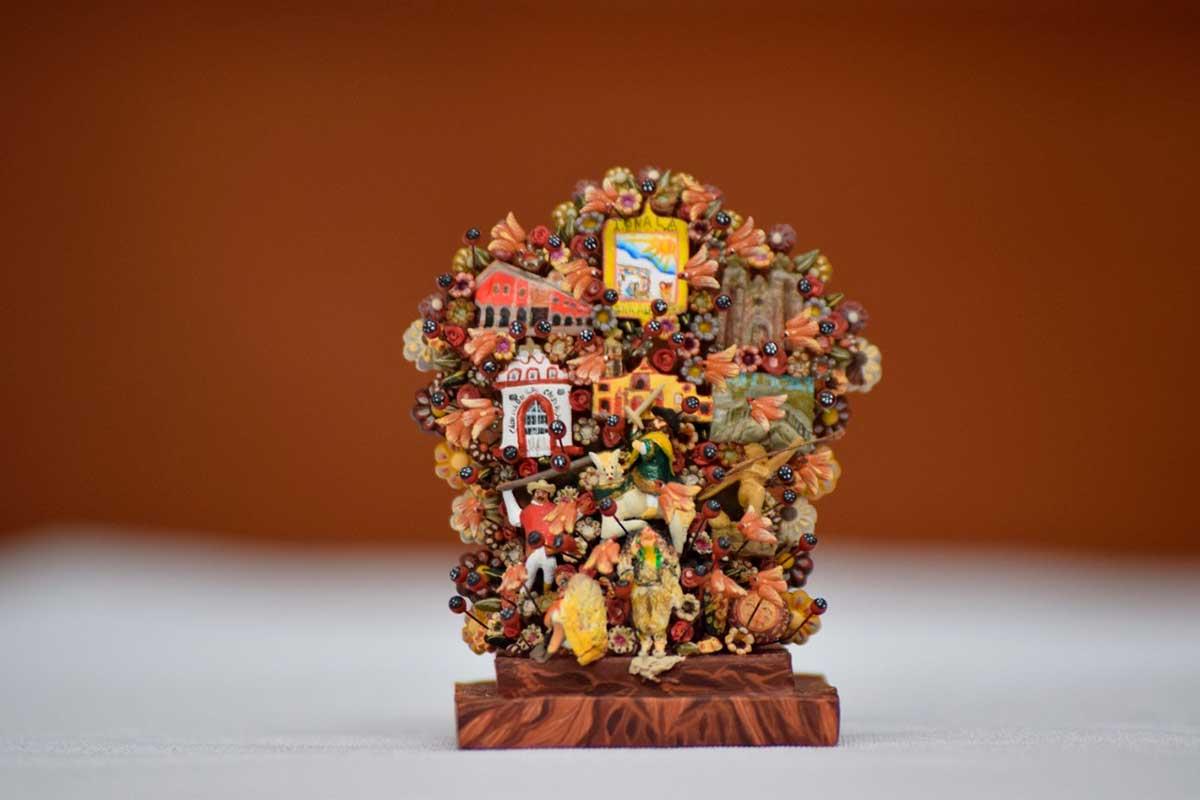 Invitan a coleccionar artesanía mexiquense
