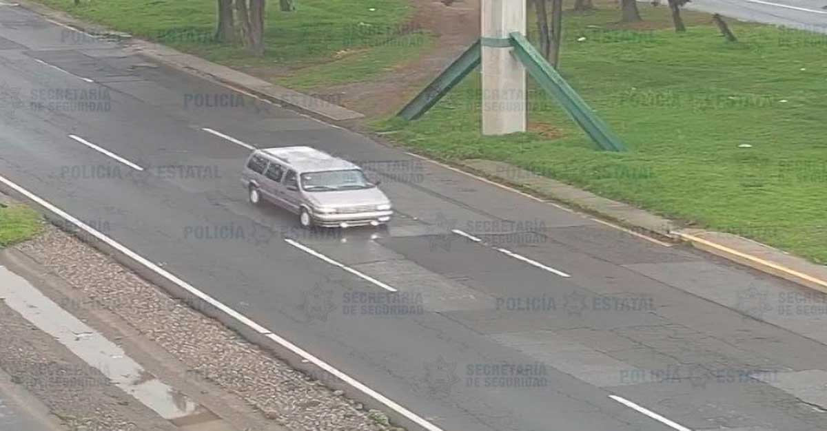Recuperación de Camioneta Robada