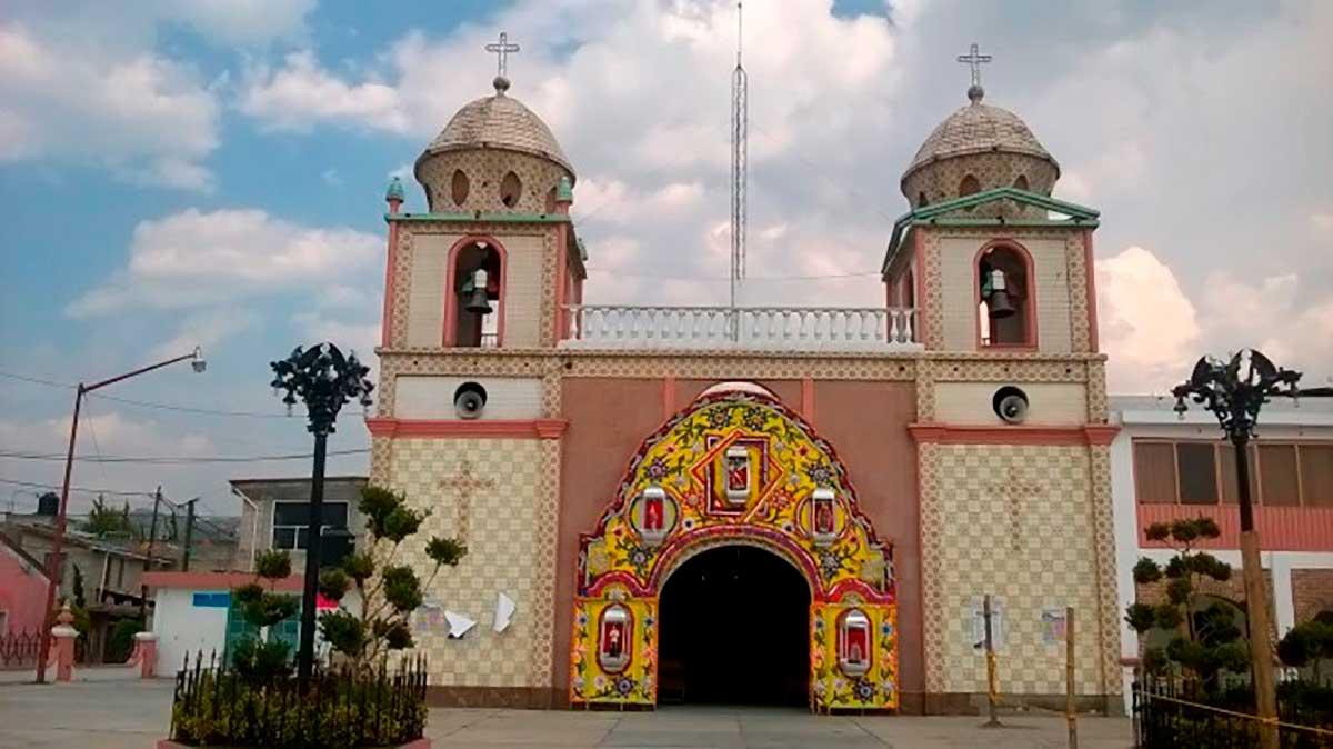 Capulhuac monumentos históricos