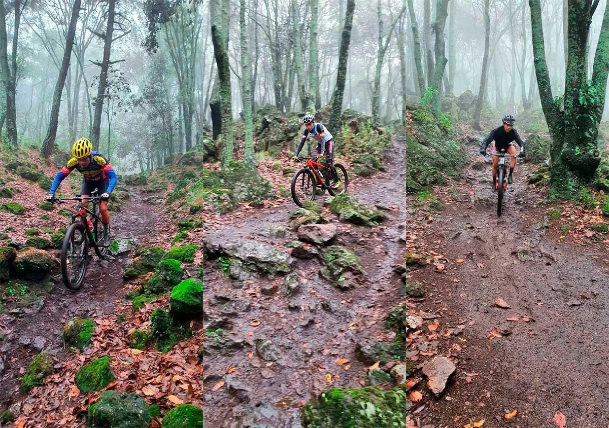 Cientos de ciclistas participaran el fin de semana en evento nacional de ciclismo de montaña en Tenango del Valle