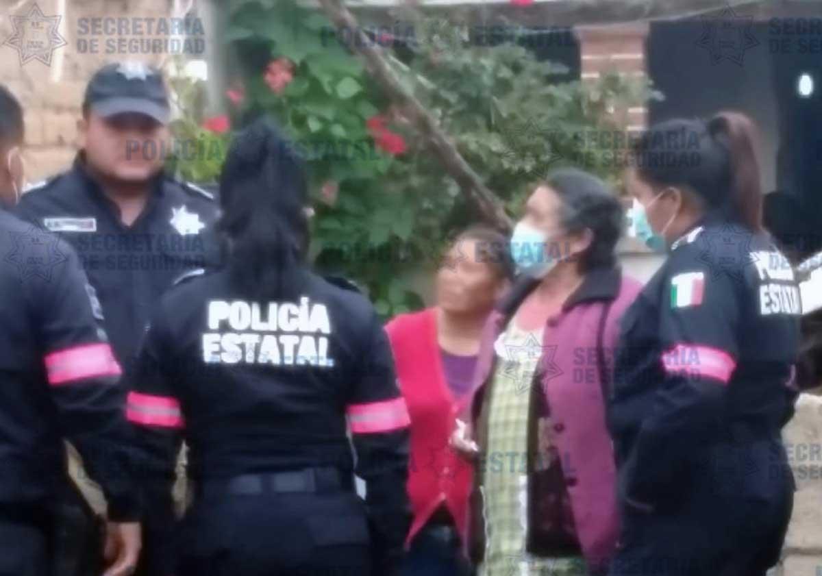 Detención en Zinacantepec
