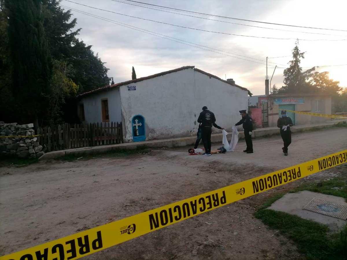 Amanecen ejecutados en Toluca
