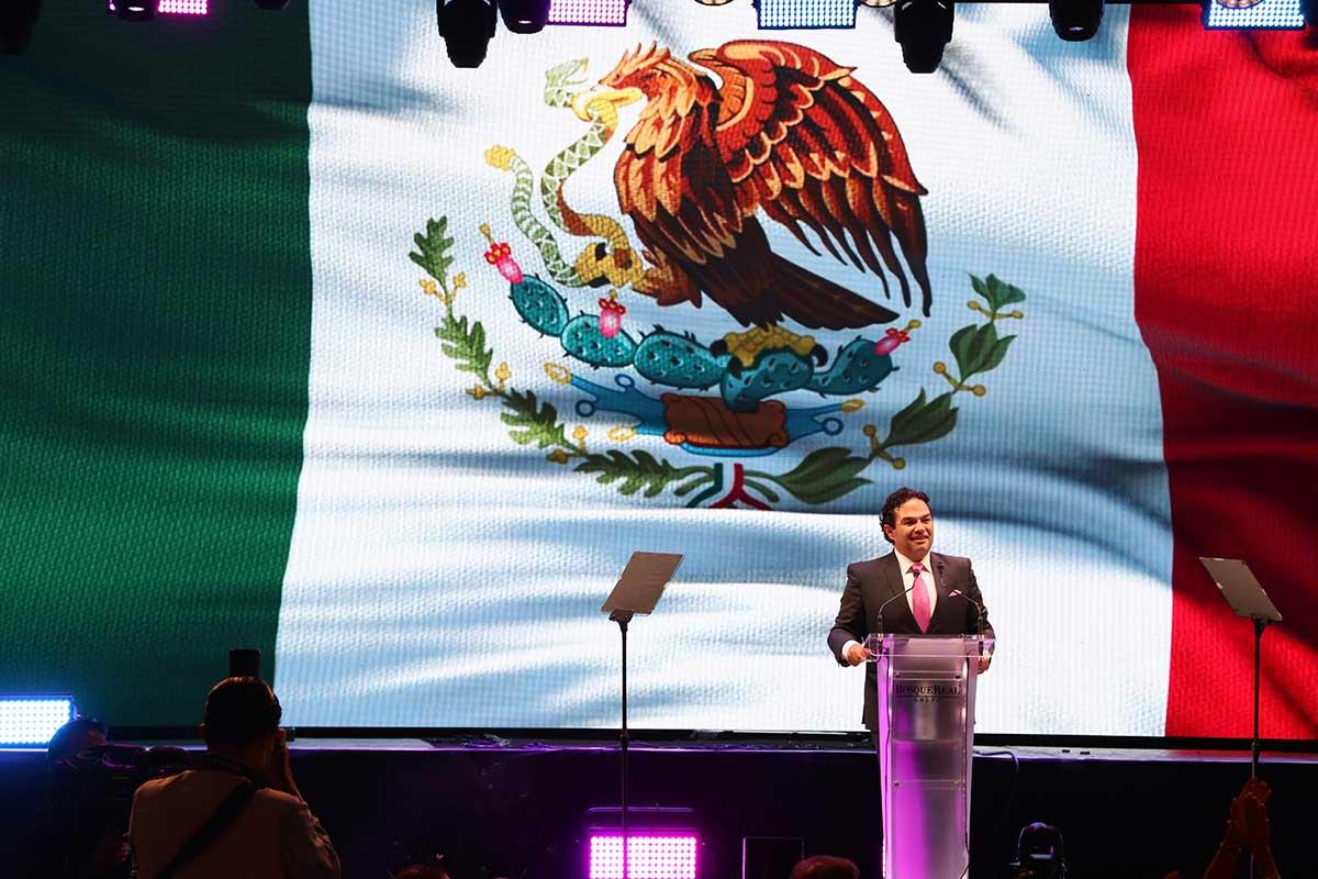 Anuncia Enrique Vargas una inversión de 100 millones de dólares en Bosque Real