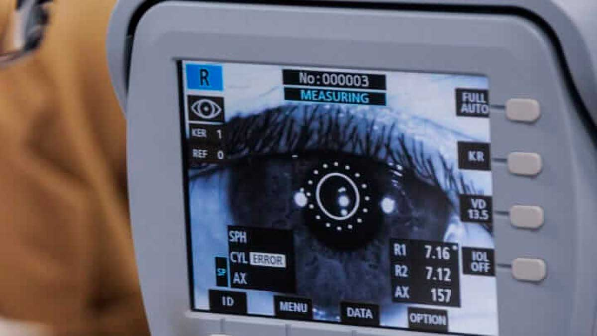 Glaucoma isem