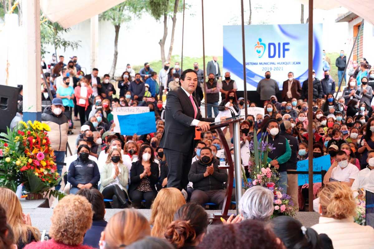 Inauguración Hospital San Fernando