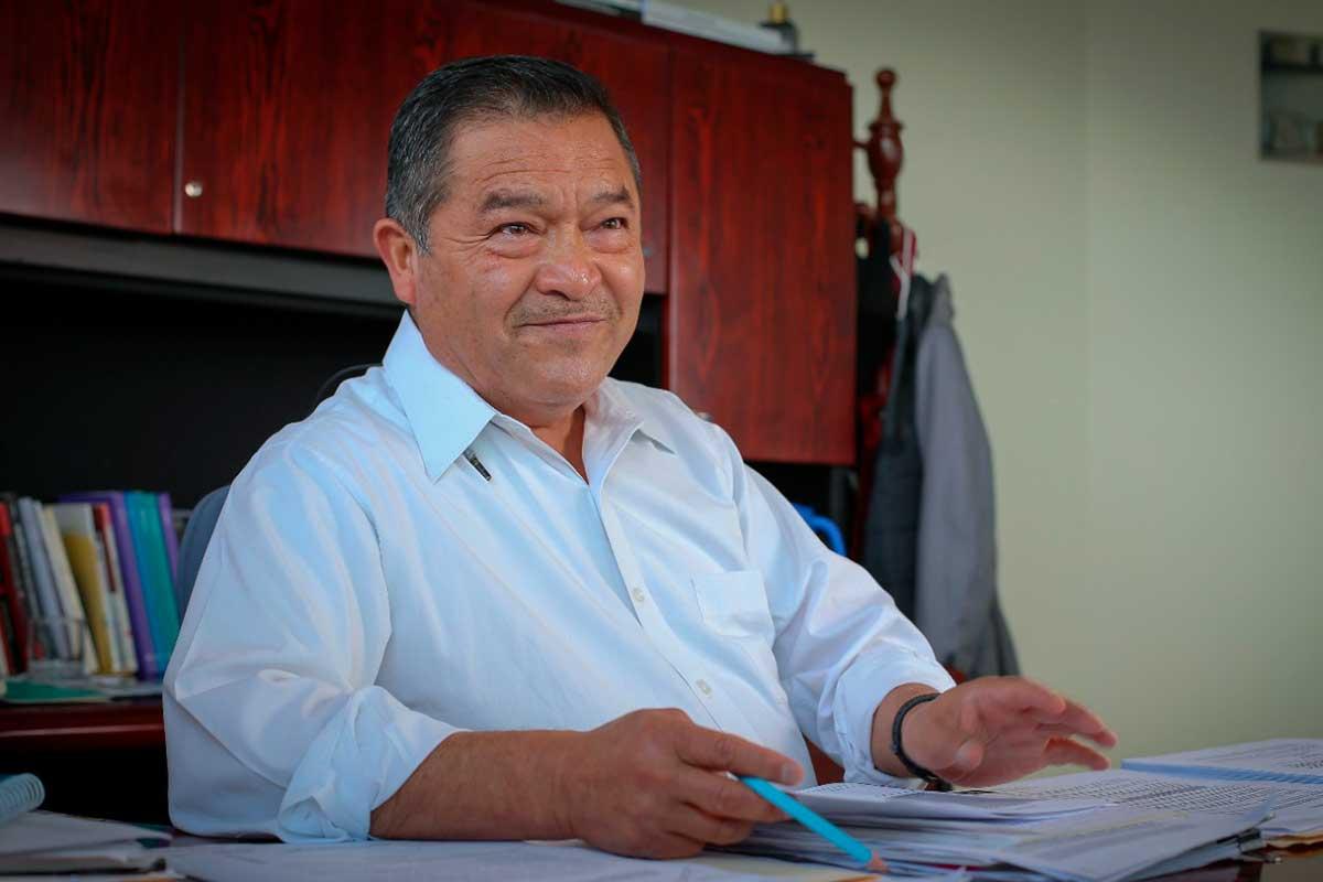 """Nueve de cada diez servidores de la UAEM han presentado su declaración patrimonial y de intereses; """"La universidad no es corrupta"""": Barrios Dávalos"""