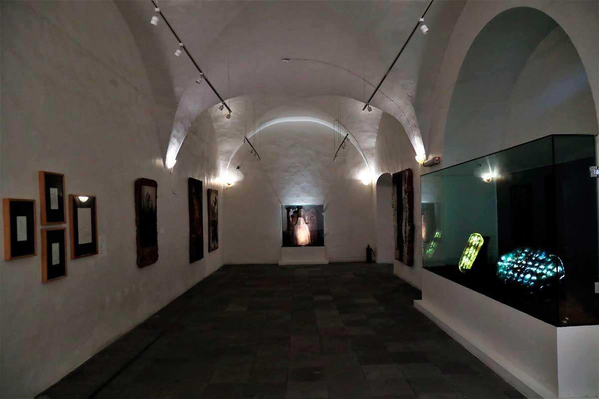 Exposición de obras de Rafael Cauduro