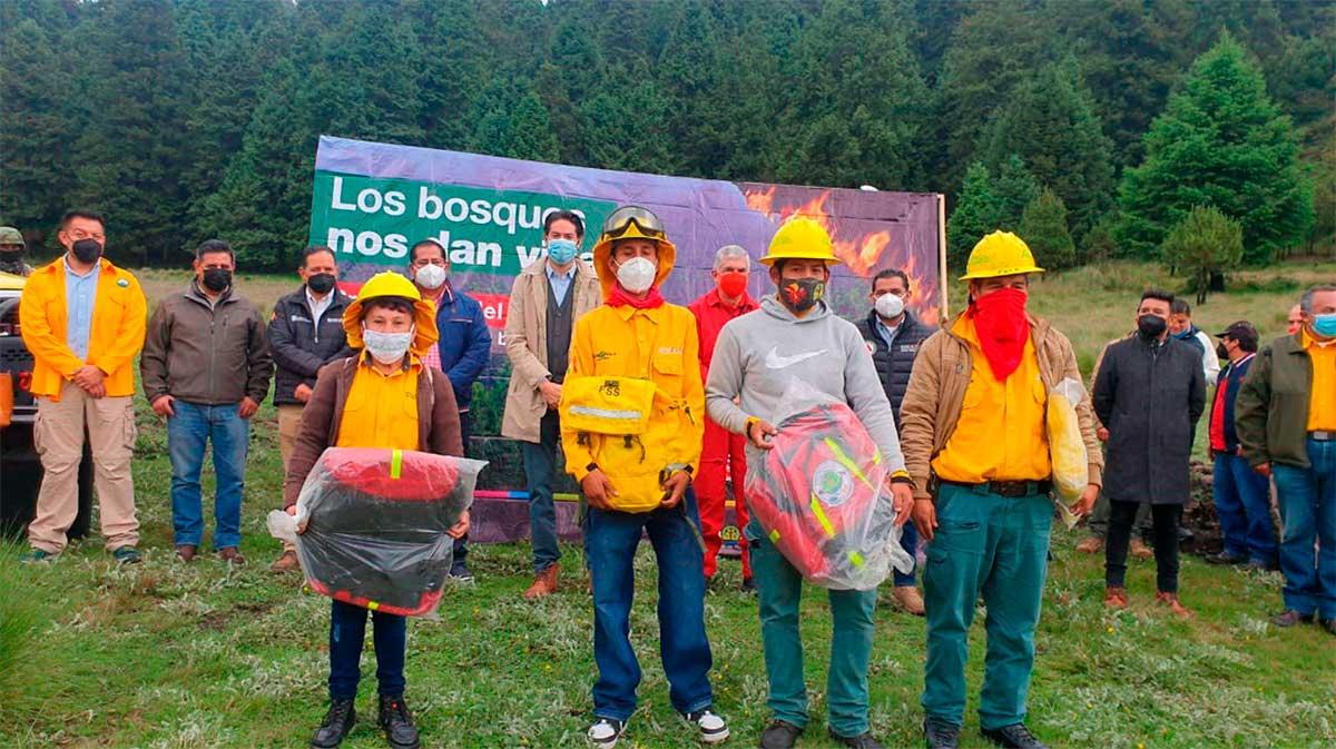 Fin de temporada de incendios forestales
