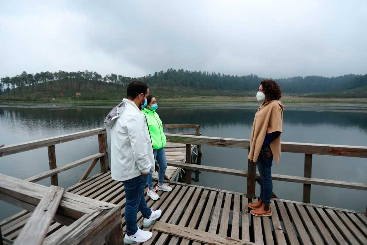 Subsecretaría de Turismo realiza gira de trabajo