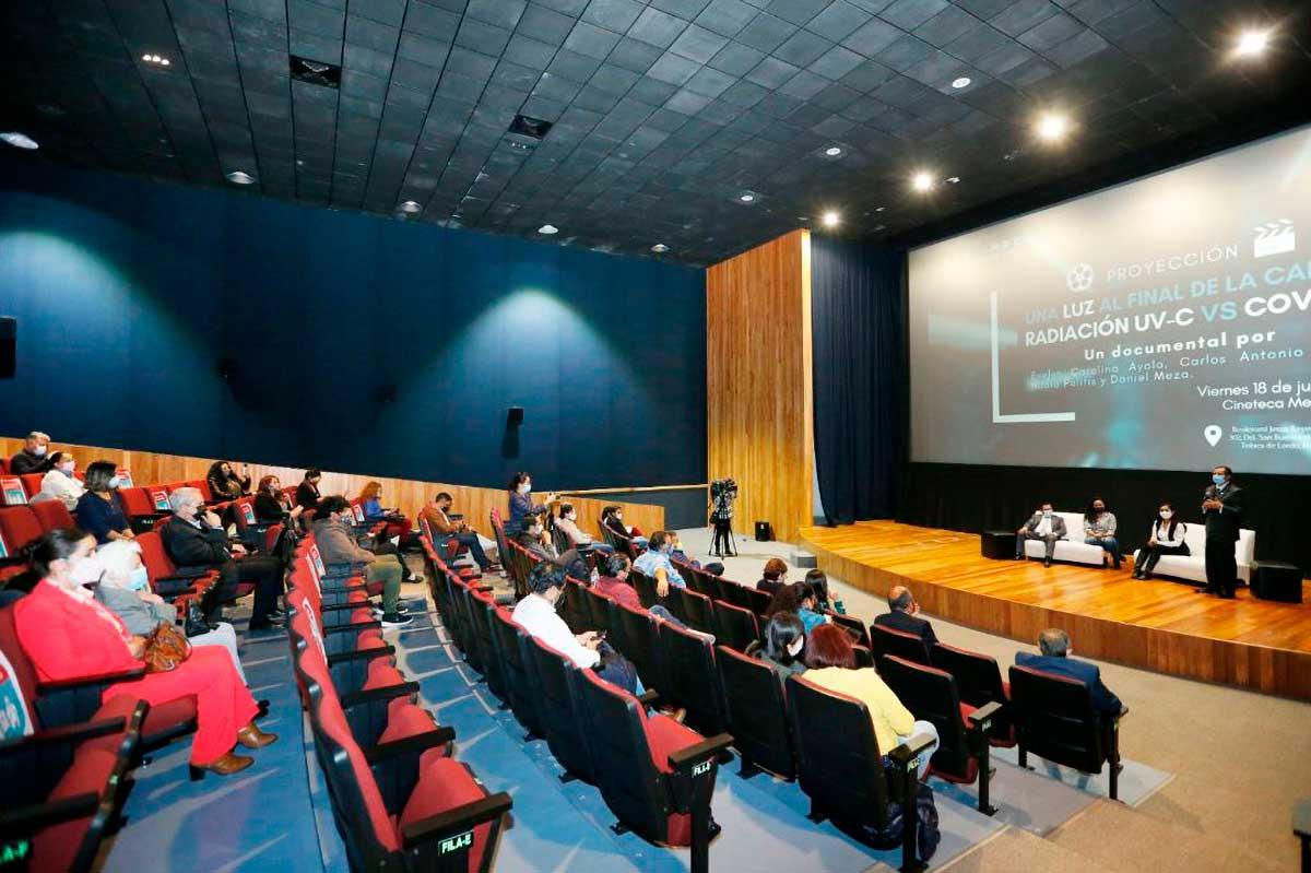 Documental por UAEM y RedMPC