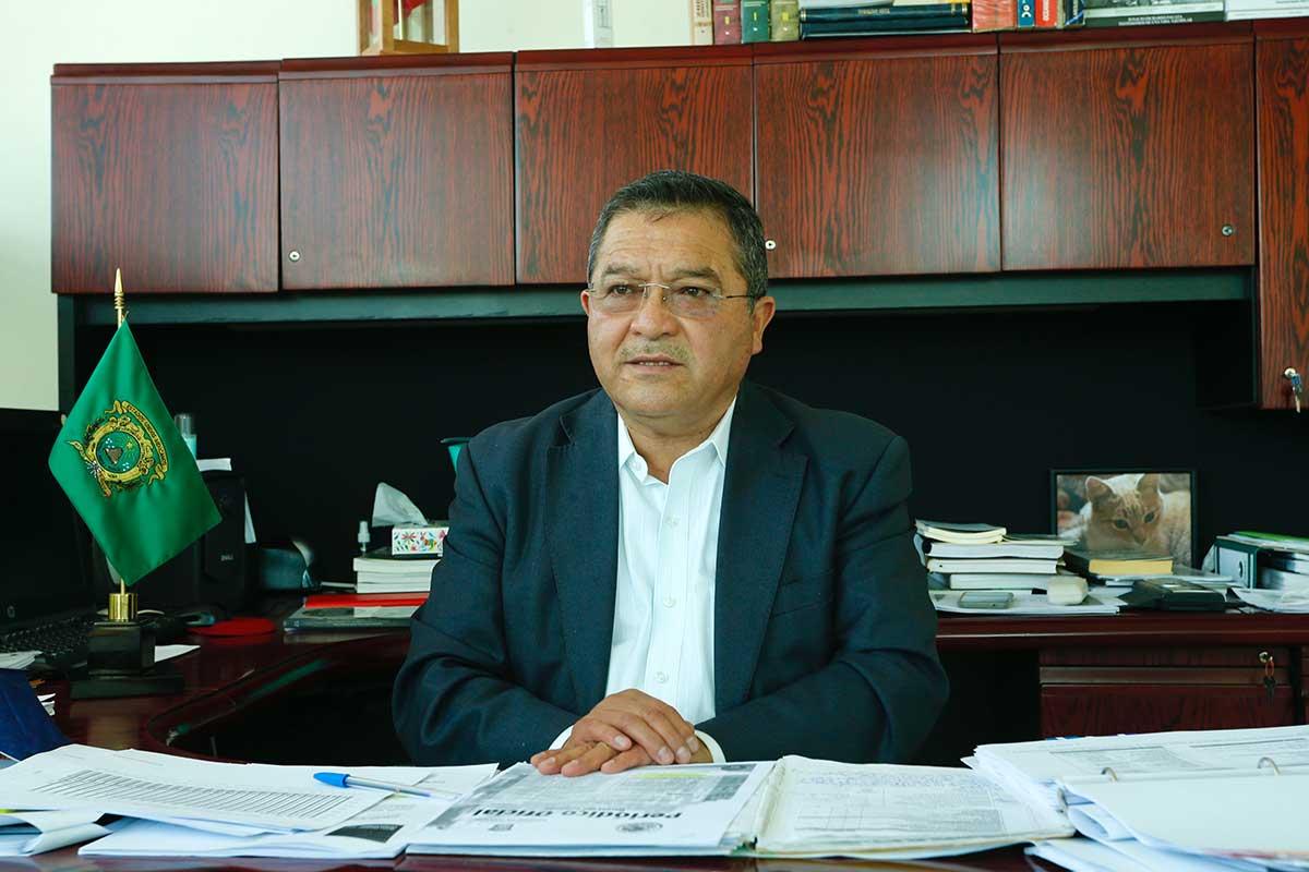 Declaración patrimonial y de intereses en UAEM presenta 80% de avance: Victorino Barrios