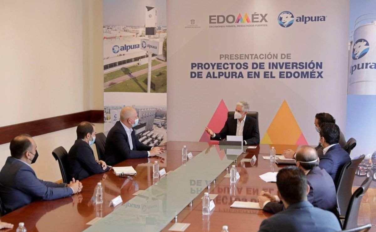 la apertura de la Planta la Torre Cuautitlán, en Cuautitlán Izcalli, la cual tuvo una inversión de 650 millones de pesos