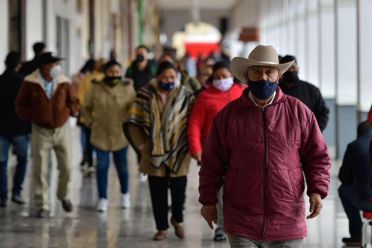 Autoridades pronostican que continuarán las lluvias y bajas temperaturas en el valle de Toluca