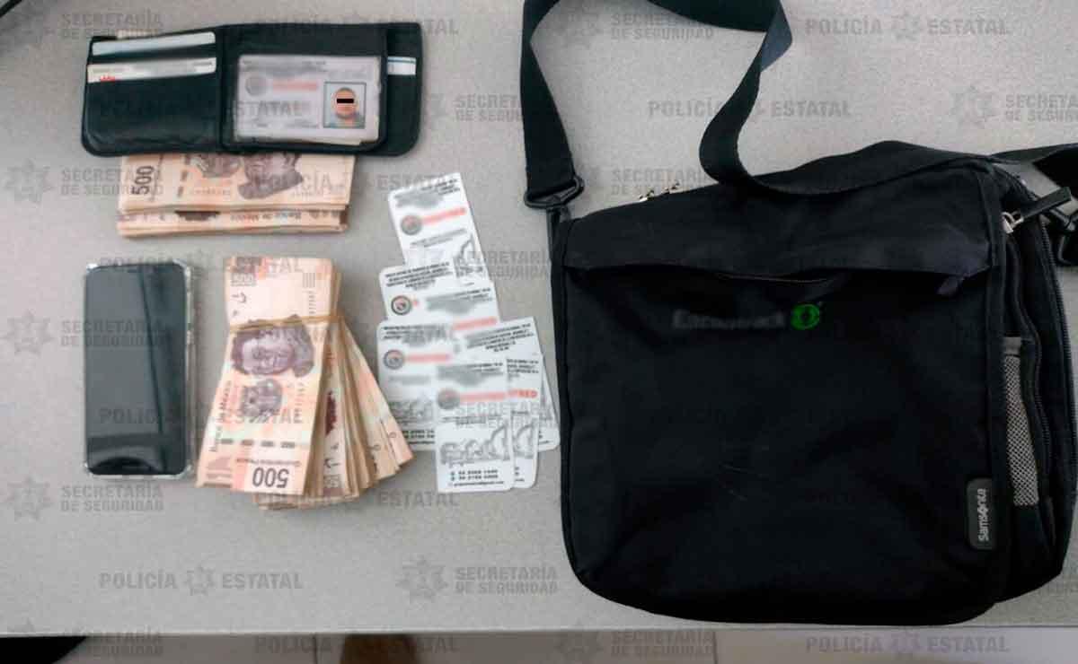 Detienen a varias personas por presuntos delitos electorales en Edomex.