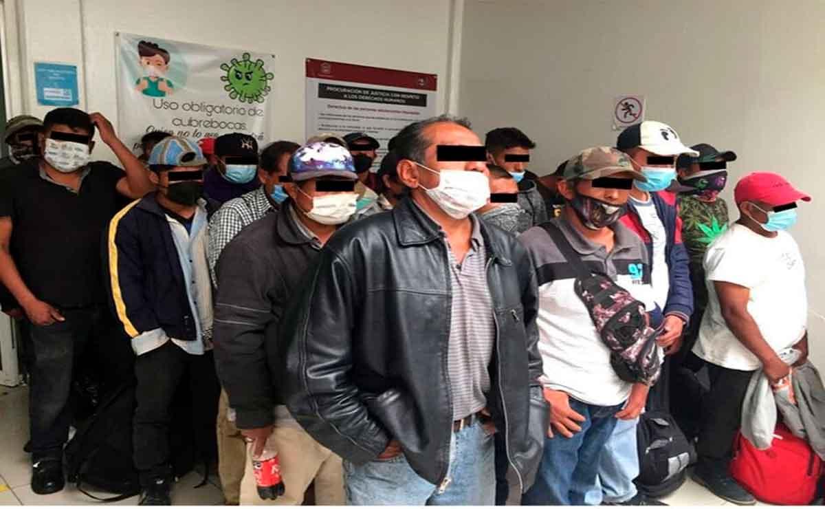 Edomex: Detienen a personas por presuntos delitos electorales