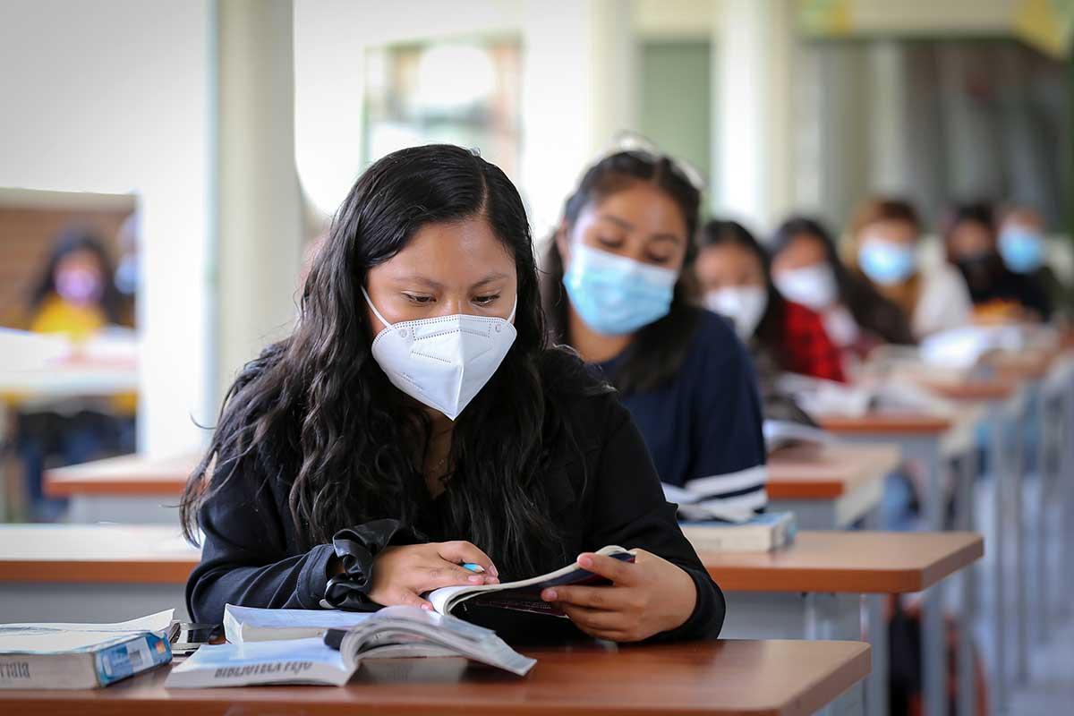 La UAEM informó vía electrónica la aceptación de 8,150 estudiantes de preparatoria