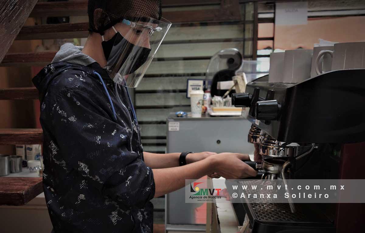 Consumo de café mexiquense, un soporte a comunidades rurales