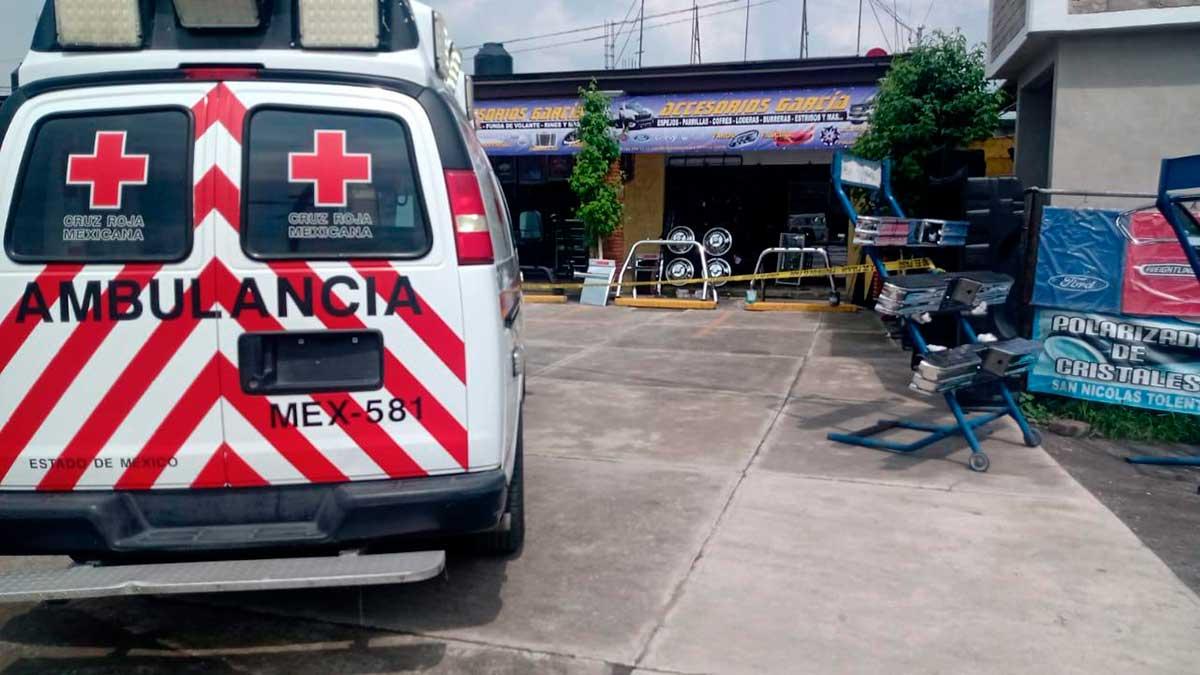 Se resiste a un asalto y muere sobre la Toluca-Naucalpan