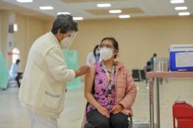 SERVICIOS MÉDICOS Y DE SALUD SE PREPARAN PARA LA JORNADA DE VACUNACION DE 40 A 49 AÑOS EN 16 MUNICIPIOS DEL EDOMEX