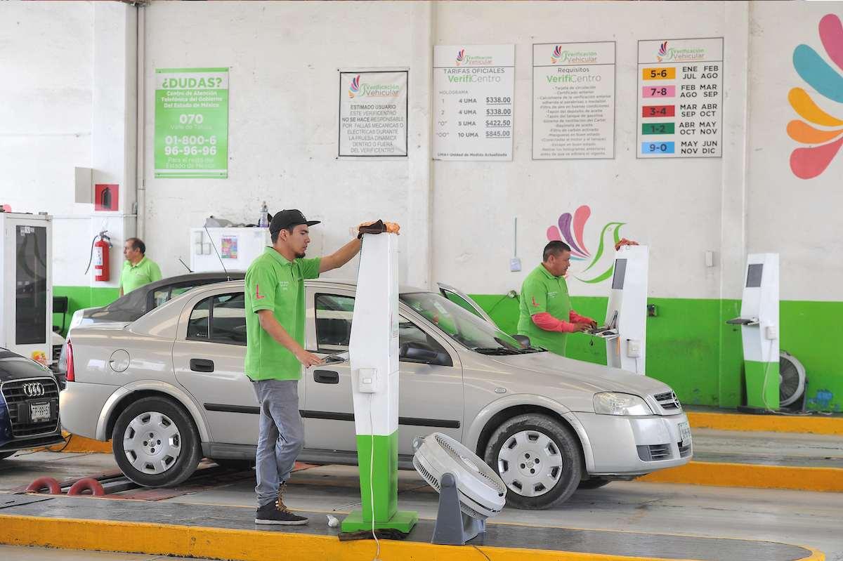 Calendario de verificación vehicular segundo semestre 2021 EdoMéx