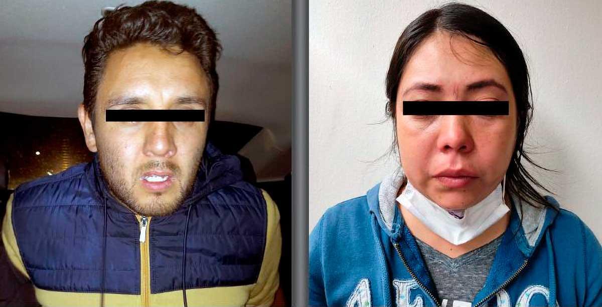 Procesan a dos personas investigadas por un robo a una tienda Oxxo en Metepec