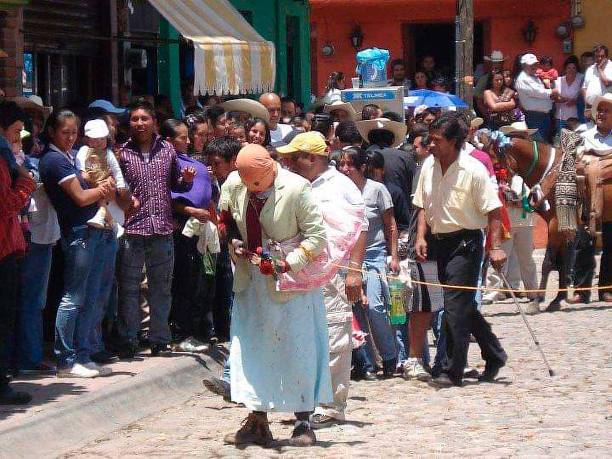Fiesta patronal Texcaltitlán