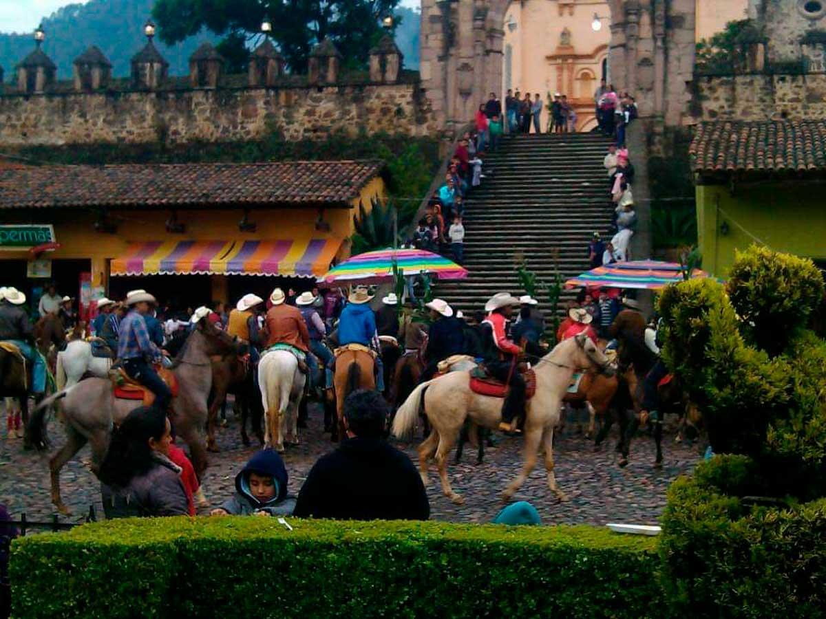 Cancelada fiesta patronal a Santiago Apóstol en Texcaltitlán