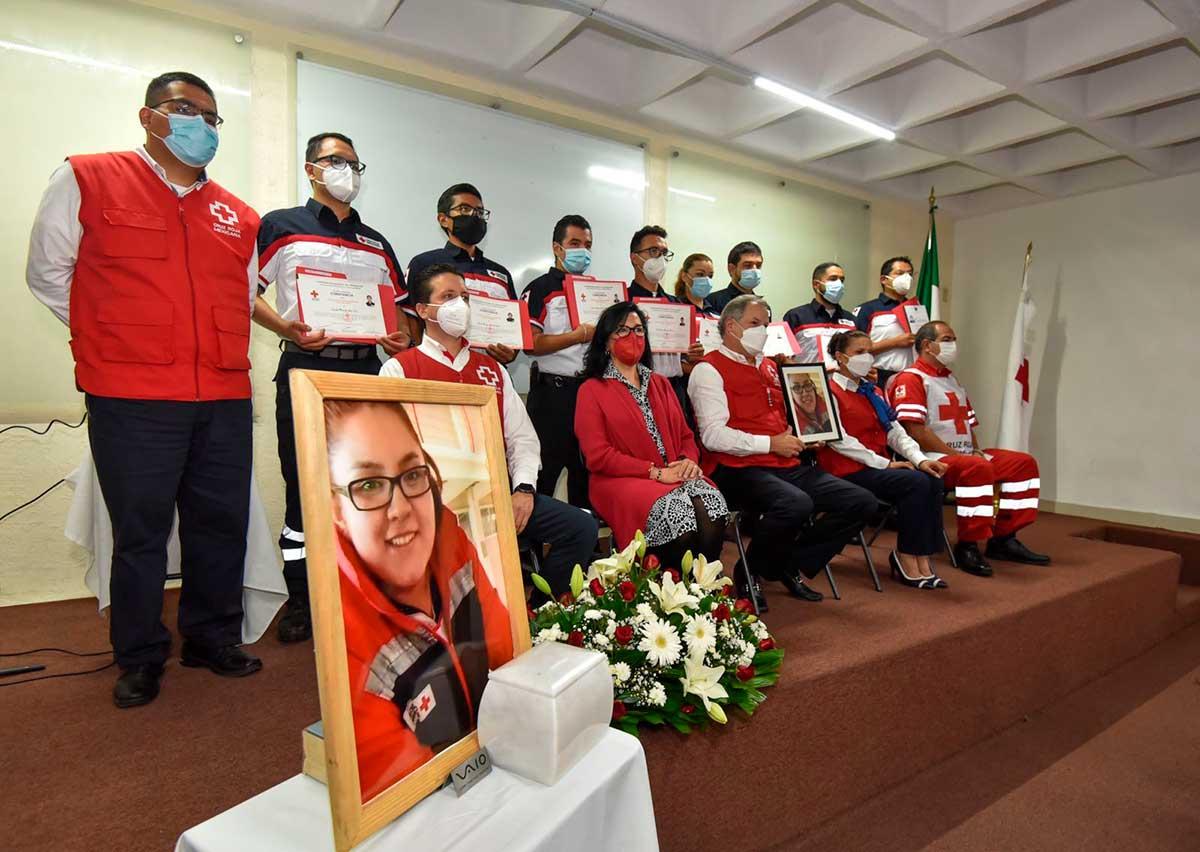 Concluye diplomado de Técnicos en Urgencias Médicas Nivel Avanzado con el respaldo de la Universidad Autónoma del Estado de México