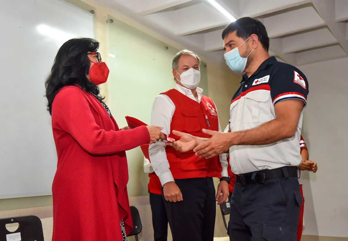 Diplomado Cruz Roja UAEM