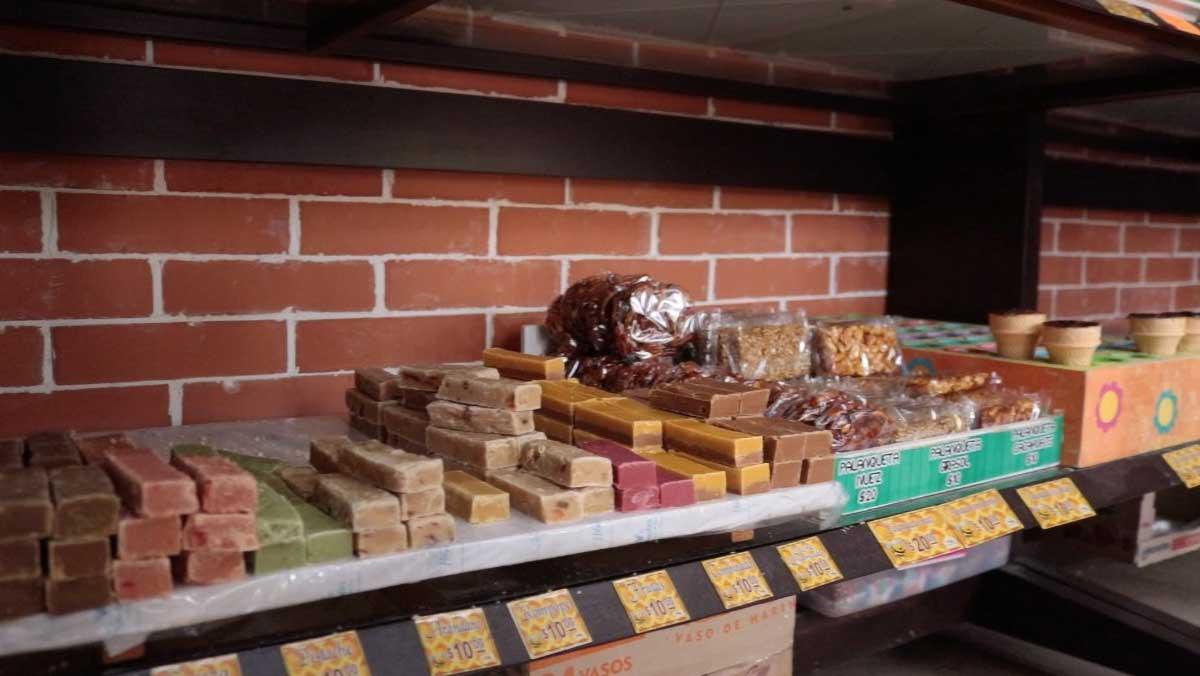 Son dulces típicos mexiquenses un referente de cultura y tradición en el Estado de México