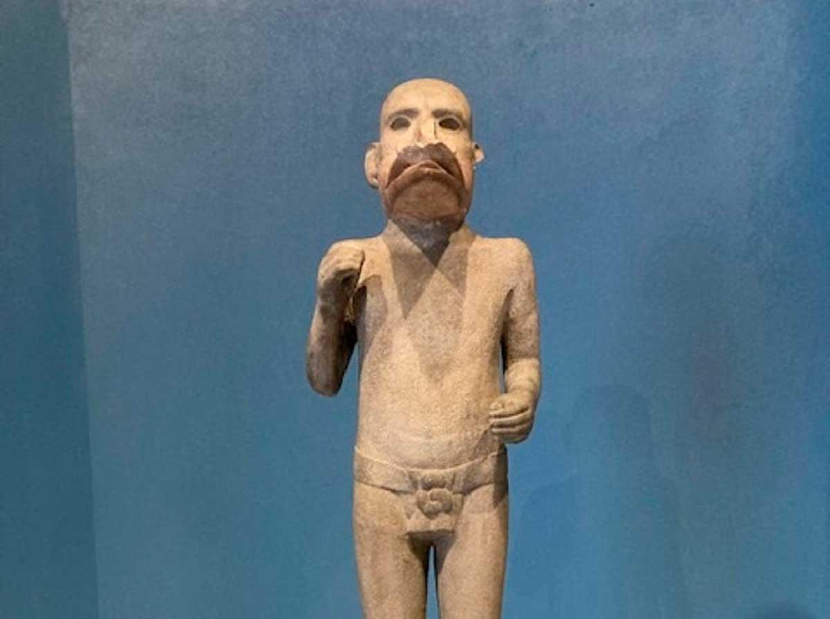 Exhiben a Ehécatl y su historia en el Museo de Antropología e Historia del Estado de México