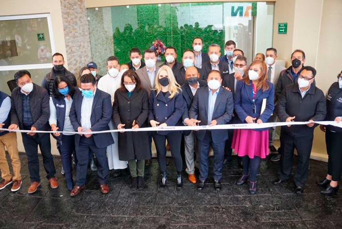 Inaugura DIF Huixquilucan el Centro de Atención Integral para Adultos Mayores en Santiago Yancuitlalpan