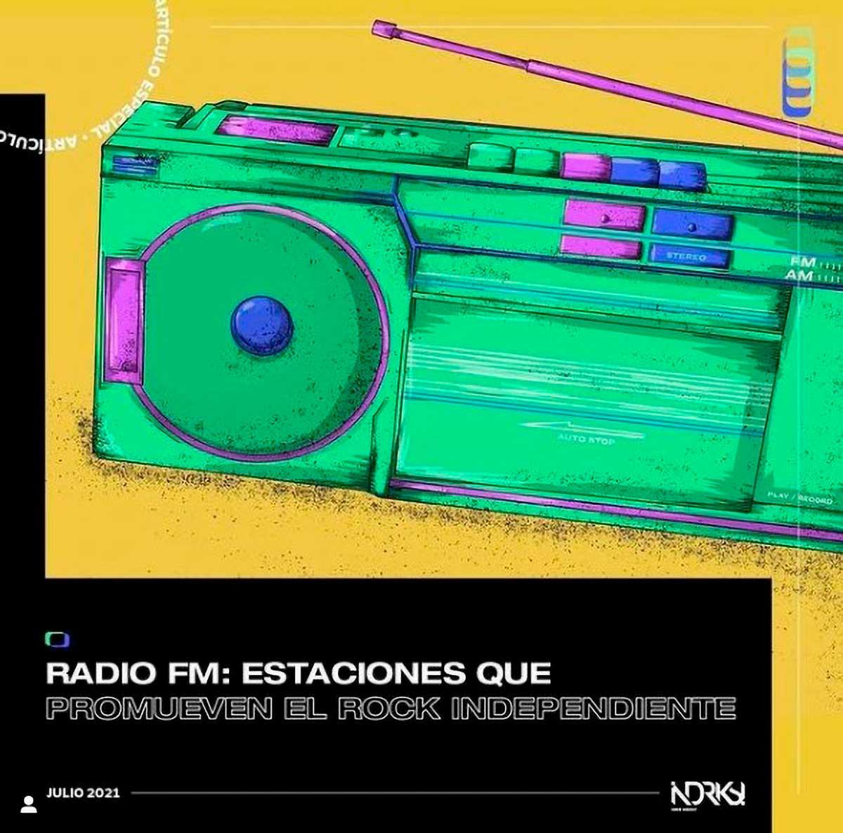 Reportaje Uni Radio