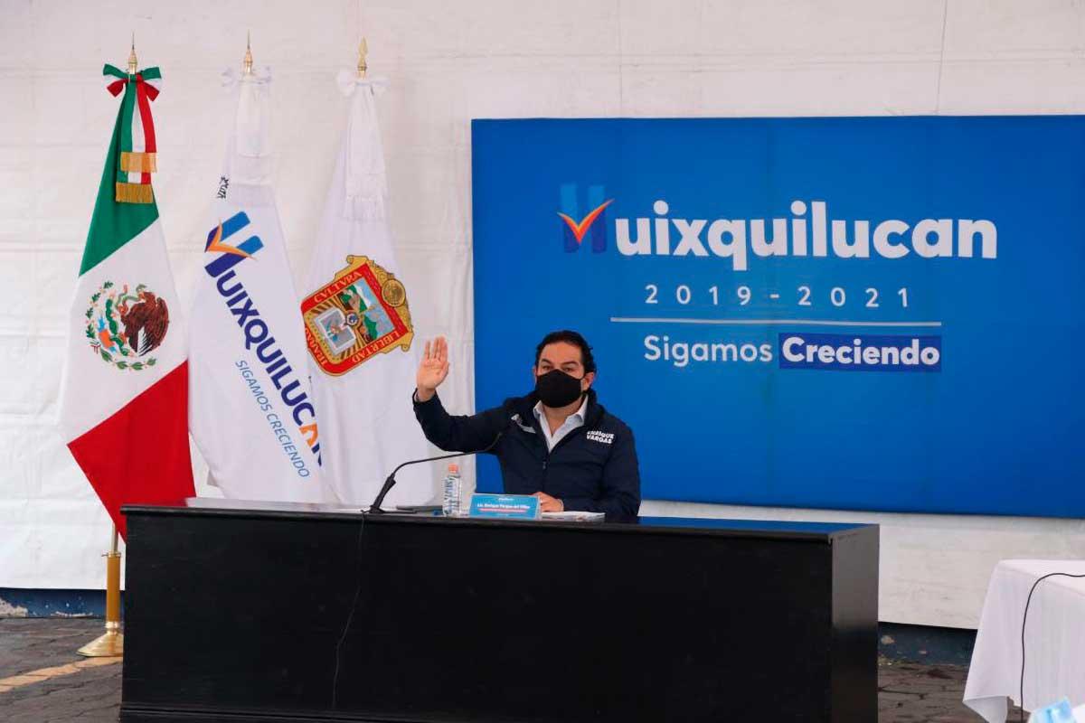 Tendrá Huixquilucan Jornada Notarial y Regularización Inmobiliaria 2021