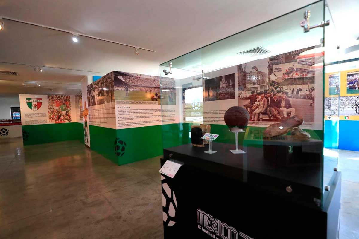 Museo del Deporte Edoméx