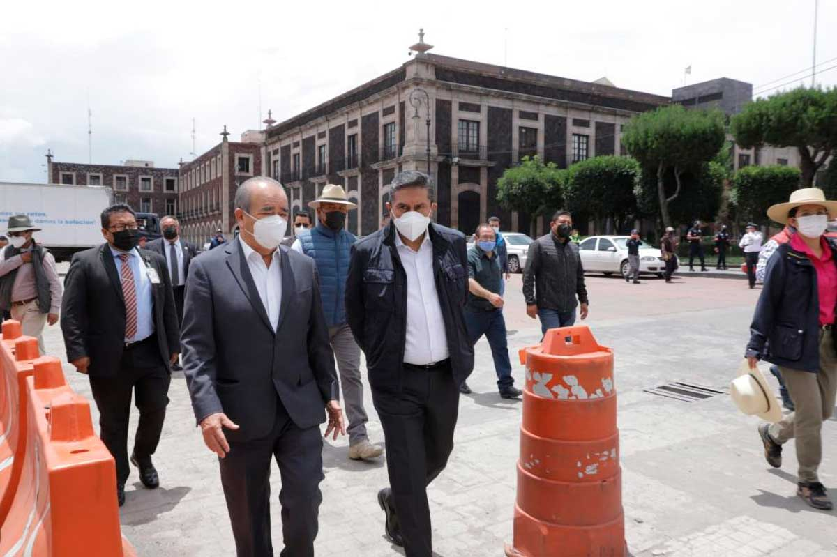 Gobierno municipal de Toluca completa el recurso para pagar a trabajadores