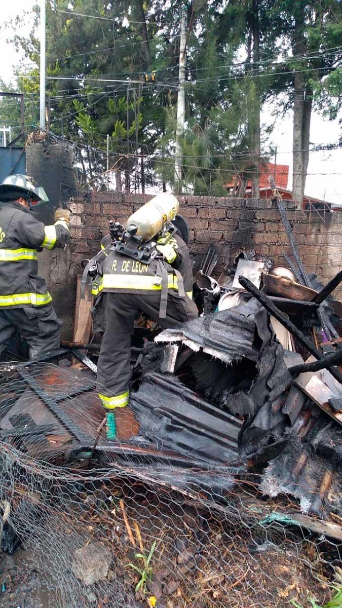 Protección Civil y Bomberos de Toluca