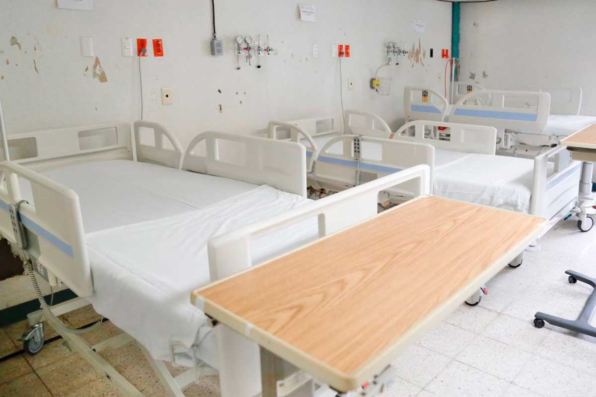 Recorrido Hospital General