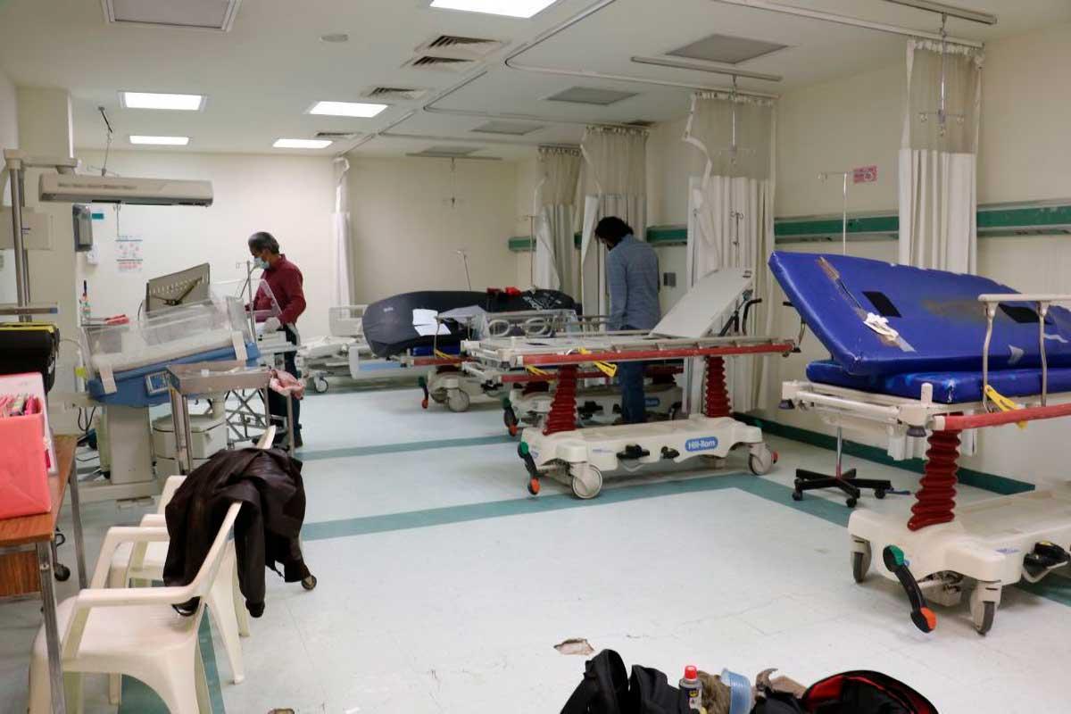 Rehabilitación Hospital Atizapán
