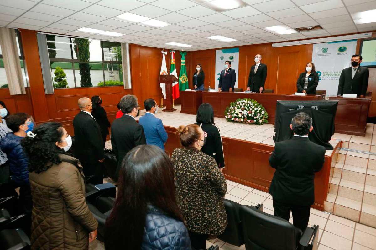 Comunidad estudiantil, docente y personal administrativo de la UAEM han sido resilientes ante la pandemia: Carlos Eduardo Barrera