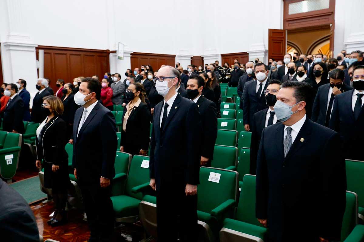 Ceremonia Universidad