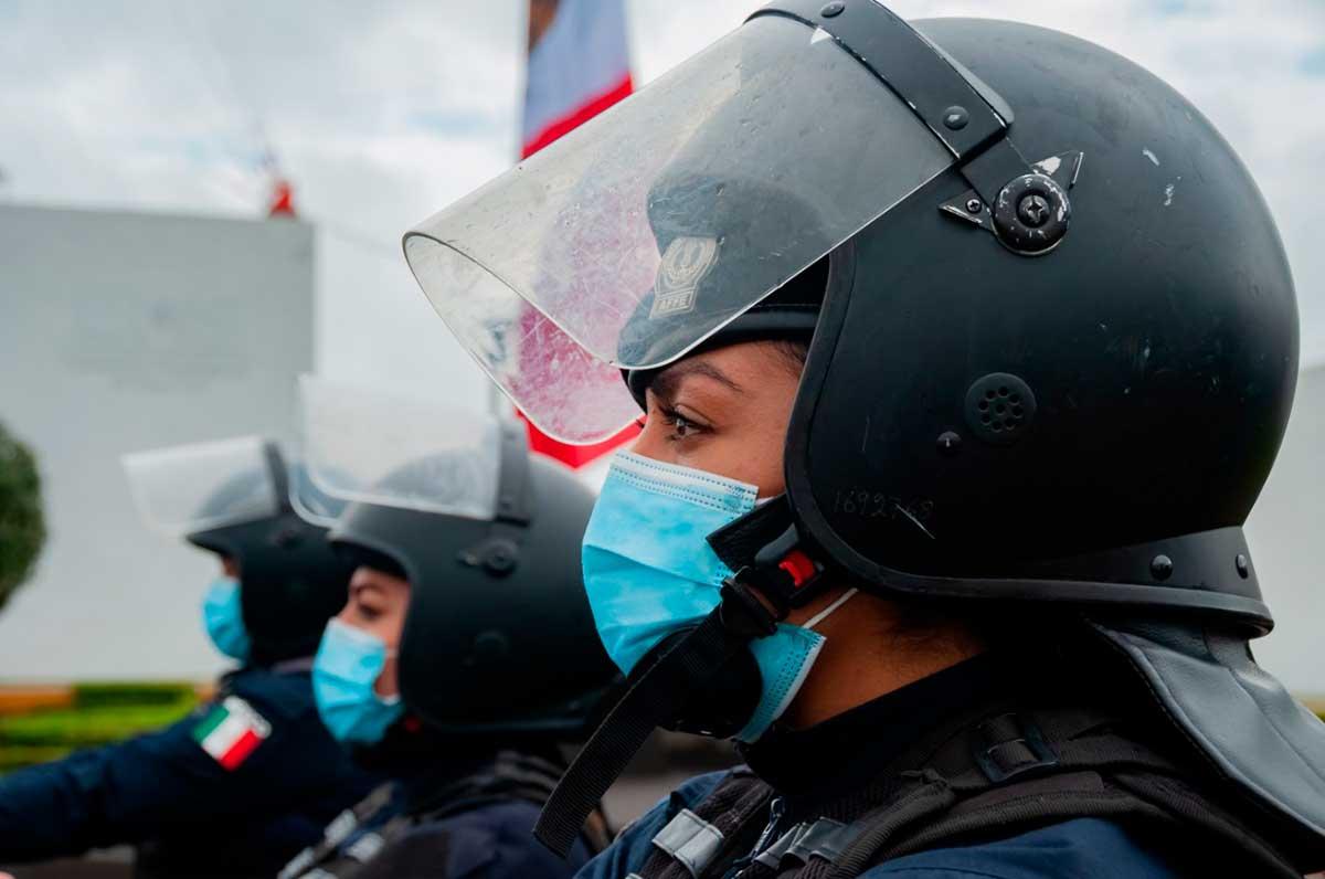 Universidad Mexiquense de Seguridad