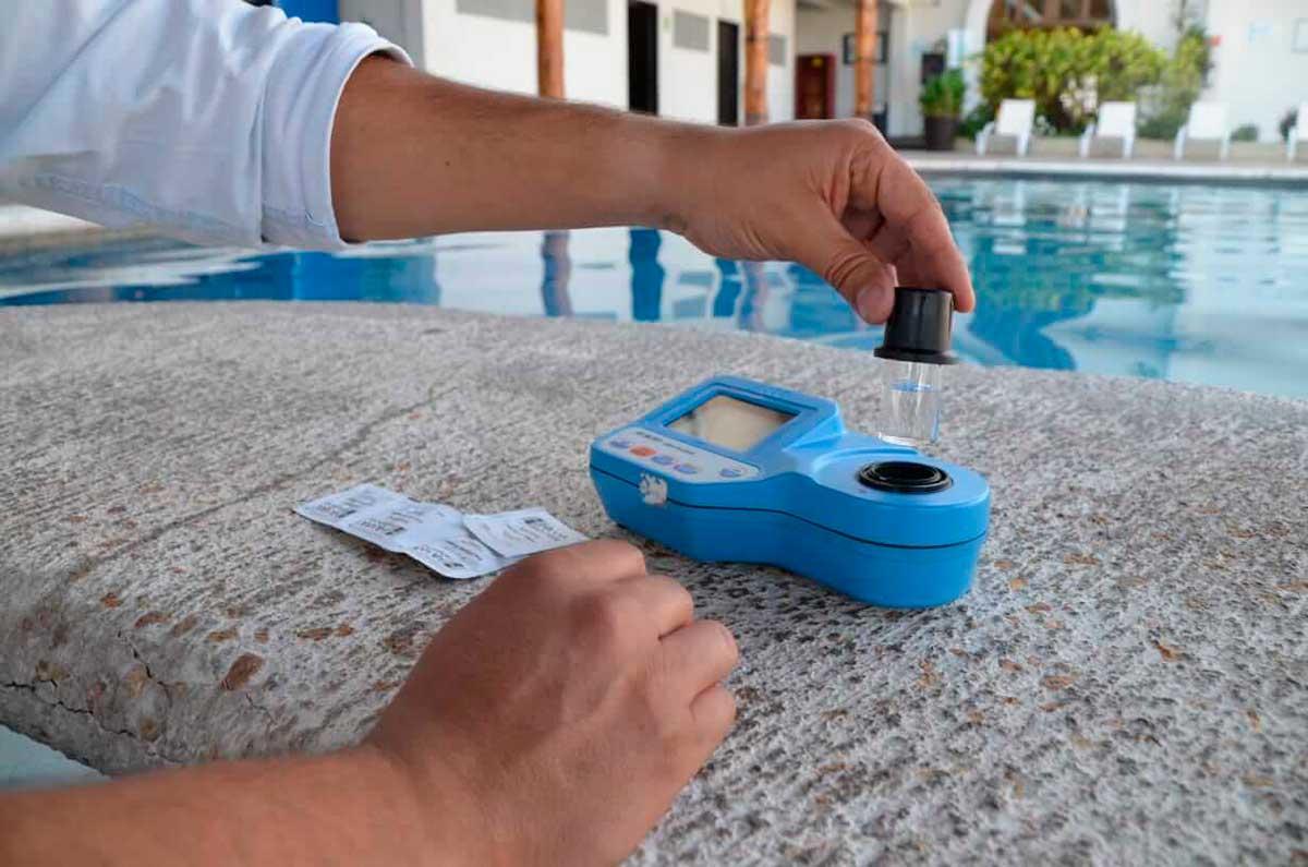 Verificación de balnearios y albercas