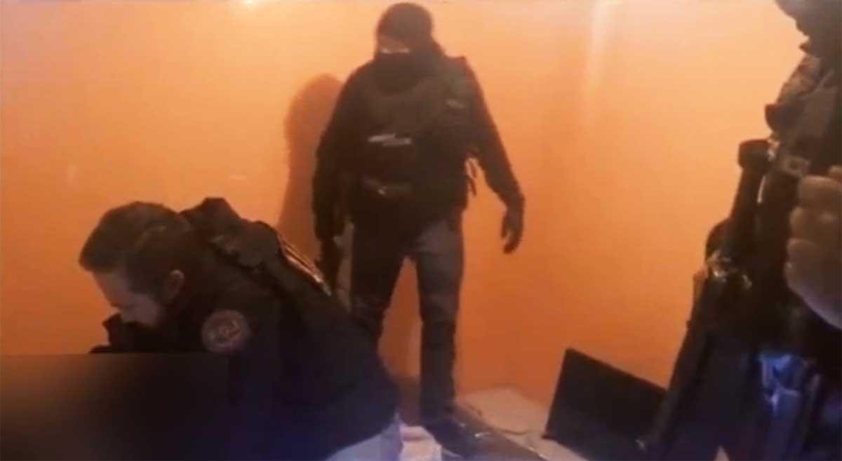 Agentes rescatan en San Lorenzo a joven secuestrado en Toluca