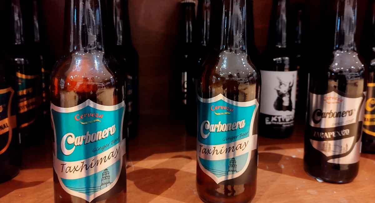 Cerveza Artesanal Mexiquense en posicionamiento