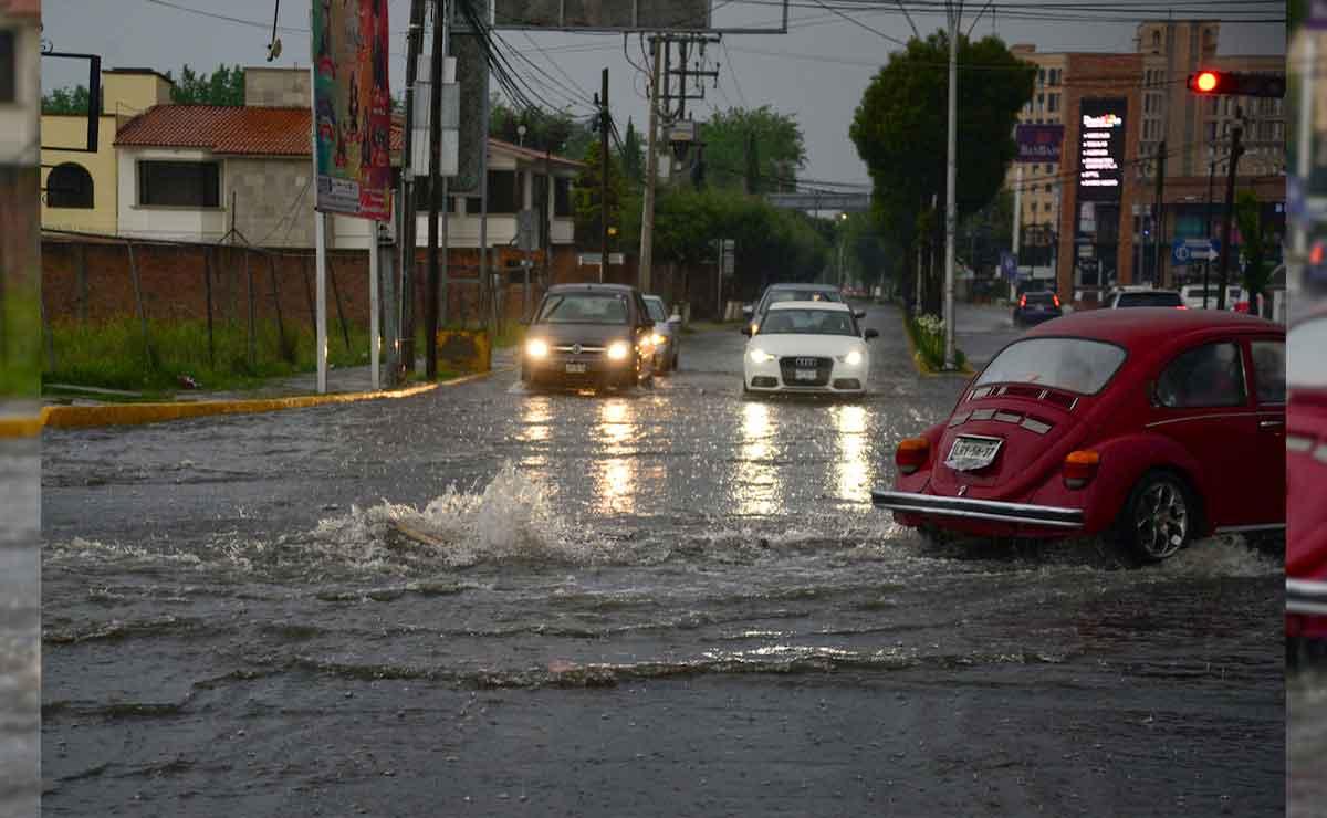 Clima en Toluca para hoy: Se esperan fuertes lluvias y bajas temperaturas