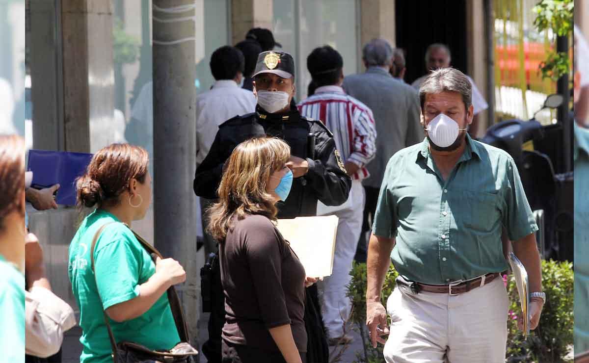 Estado de México regresa a semáforo naranja por repunte de contagios